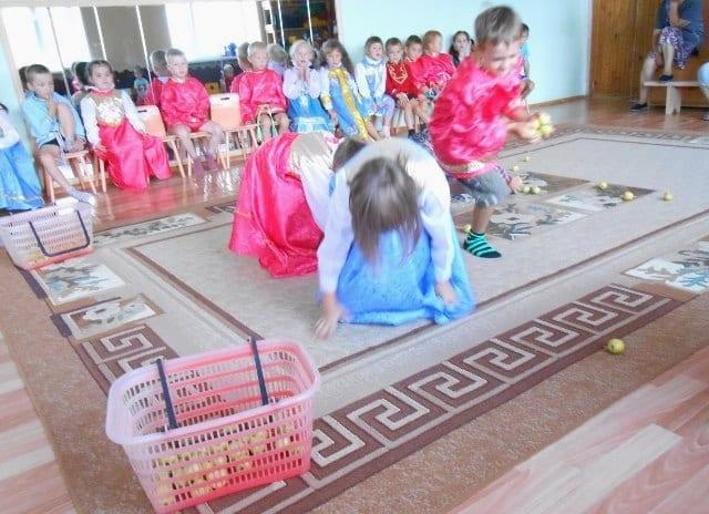 «Праздник русского валенка» прошел в селтинском детском саду