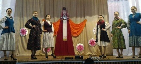 Праздник удмуртского платья прошел в Можгинском районе