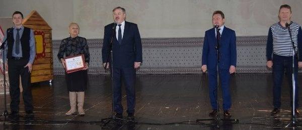 В кругу друзей - Селтинский район