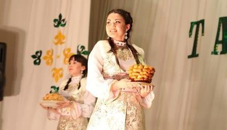 Татарскую красавицу выбрали в Можге