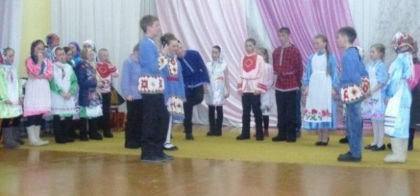 Республиканский конкурс «Игровые традиции моего народа» прошел в Можге