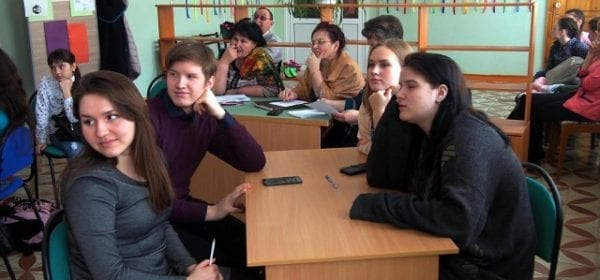 В Сарапульском районе прошел финал интеллектуальной игры «Национальное многоборье»