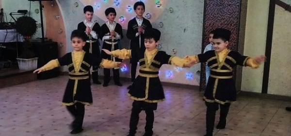 Праздник «Новруз Байрам» отметили в Ижевске
