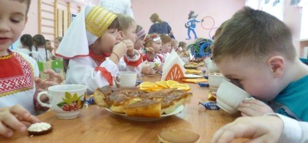 «День родного языка» отметили в детском саду «Солнышко»