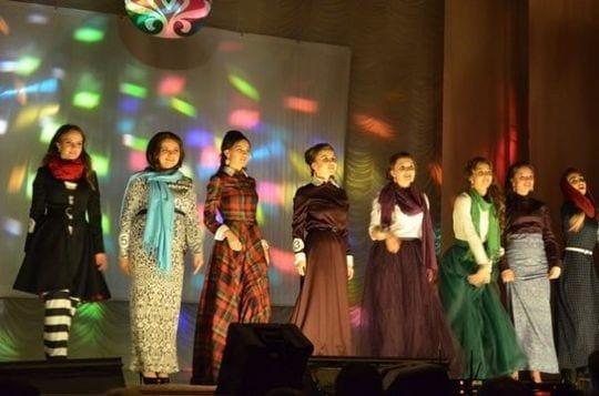 Финал V Республиканского конкурса татарских красавиц «Татар кызы»