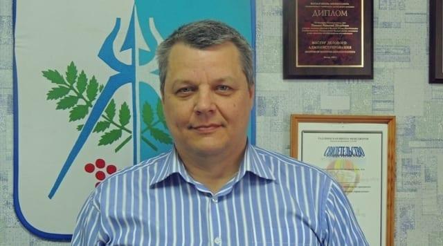 Фото председателя общества русской культуры удмуртии Тюльпина Виталия Эдуардовича