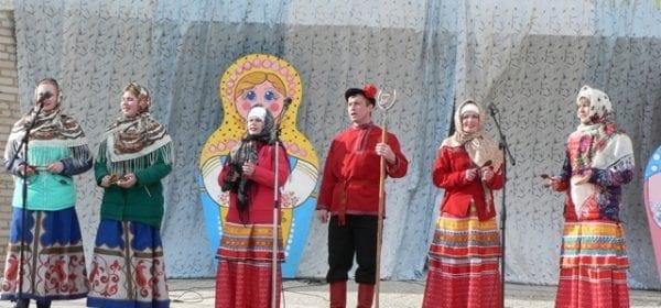 «Весенний девичий переполох» в Граховском районе