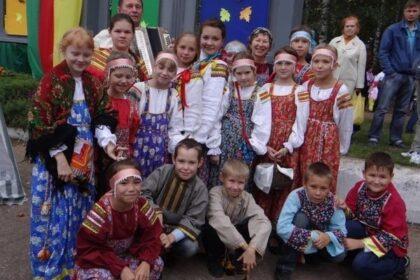 Детская этно экспедиция
