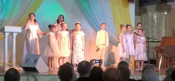В Доме Дружбы народов состоялся праздничный концерт Общества украинской культуры «Громада»