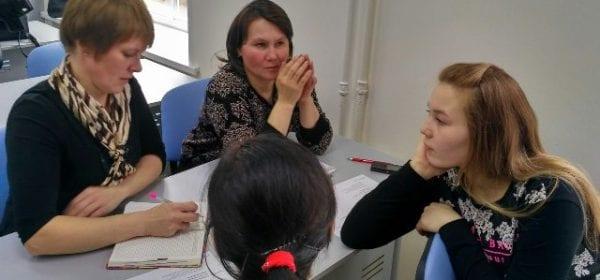 Бесермянская молодежь обсудила проектные идеи