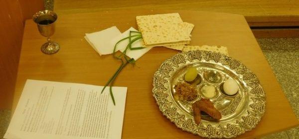 Общинный центр еврейской культуры отметил праздник Песах