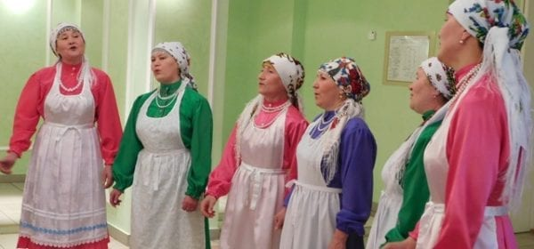 «Табань-клуб»: удмуртский язык должен жить в семье!