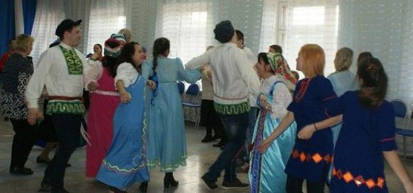 Традиционные народные гуляния в Вавожском районе