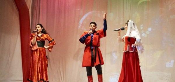 В Можге прошел вечер цыганской культуры