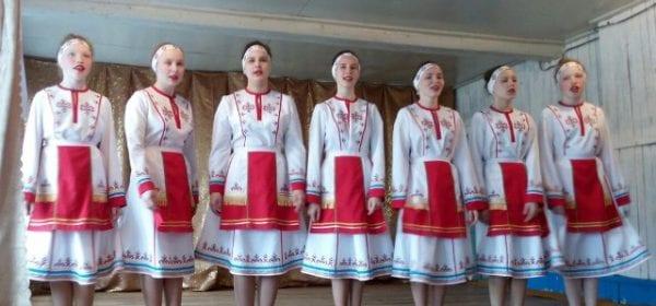 Месячник чувашской культуры  прошёл в Граховском районе