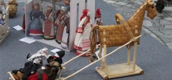 Фестиваль народной игрушки проходит в Удмуртии