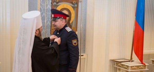 Избран новый атаман Верхнекамского отдельного окружного казачьего общества