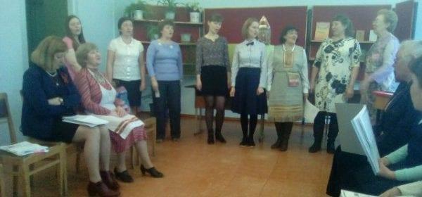 В Увинском районе планируют организовать клуб удмуртского языка