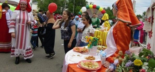 «Сила России - в единстве народов»