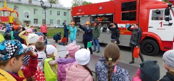 Дом Дружбы народов организовал детский фестиваль для юных ижевчан