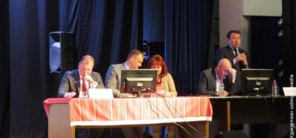В Ижевске обсудили концепцию будущего Центра удмуртской культуры