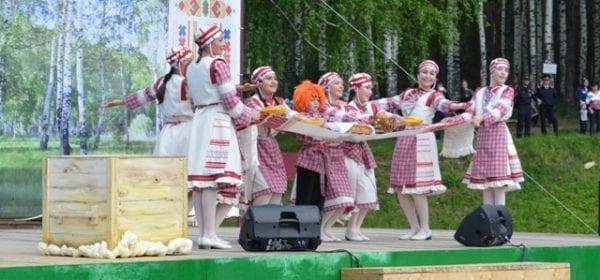 Бесермяне Удмуртии отметили свой национальный праздник «Кӧрбан»