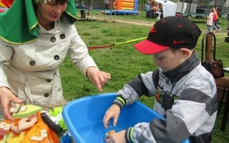 В Уве завершился фестиваль «Этно - Игрушка»
