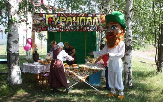 Праздник удмуртской культуры прошел в Чаинском районе
