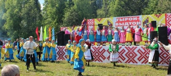 «Гырон-быдтон» - праздник, объединяющий все народы