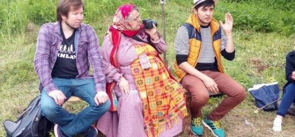 Делегация из Удмуртии  приняла участие  в  празднике удмуртов Татарстана «Гырон быдтон»