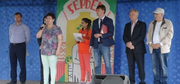 Гербер отпраздновали в Камбарском районе