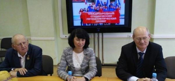Дом Дружбы народов посетил руководитель отделения Посольства Республики Беларусь в России