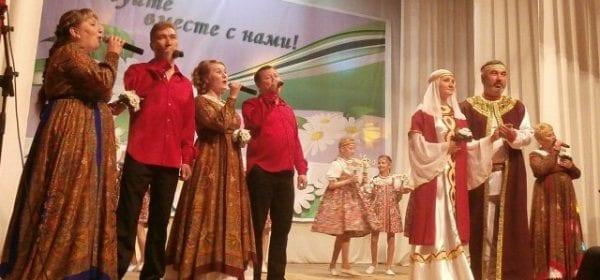 В Киясово прошел фестиваль «Русская семья и ее традиции – ценность России»