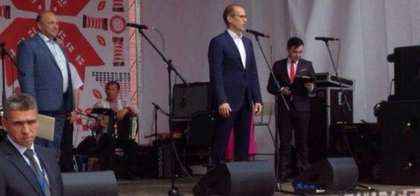 В Москве проходит Удмуртский национальный праздник «Гербер»