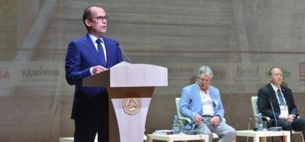 Александр Бречалов принял участие в открытии Конгресса антропологов и этнологов России