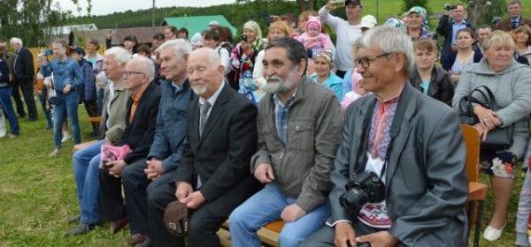 Юбилей марийской деревни Варали собрал друзей