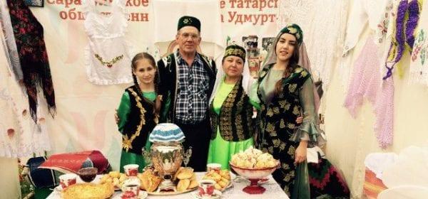 """В Сарапуле отметили Республиканский """"Сабантуй"""""""