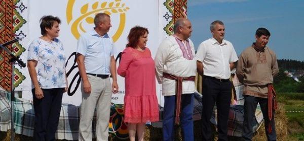 Праздник нового урожая «Выль» отметили в Можге