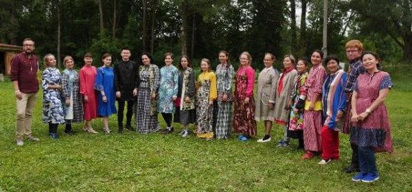 """Второй летний лагерь удмуртского языка """"Яратоно Удмурт Кыл"""" завершил свою работу"""