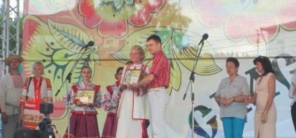 Коллектив Кизнерского Центра искусств и ремёсел достойно представил Удмуртию на Спасской ярмарке