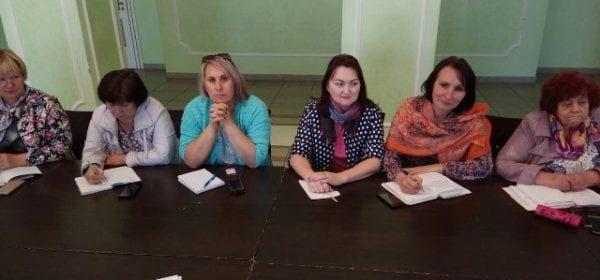 В Доме Дружбы прошло рабочее совещание методистов  по работе с муниципальными образованиями