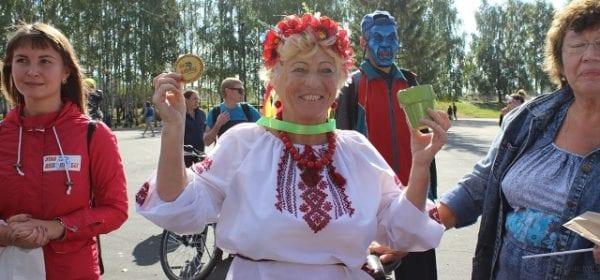 Второй молодежный «Этновелопробег» прошел в Сарапуле