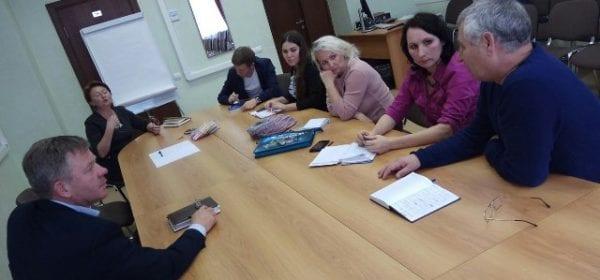 В Доме Дружбы обсудили проект, посвященный памяти Надежды Курченко