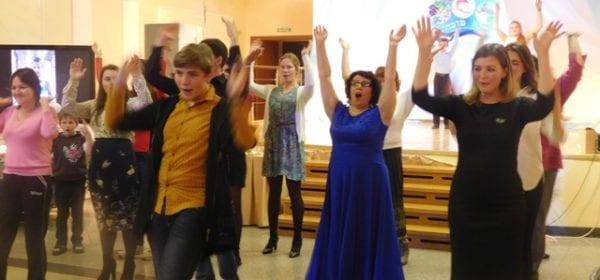 Рош ха-Шана  - еврейский Новый год отметили в Доме Дружбы народов