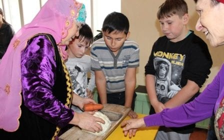 Проект «Сила духа. Семья» стартовал в Балезинском районе