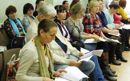 В Доме Дружбы народов удмуртские НКО учились социальному проектированию