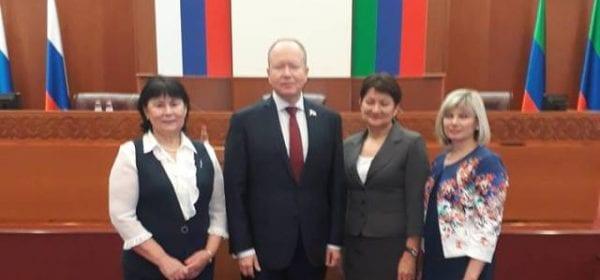 Изучение и преподавание языков и культуры народов России обсудили в Дагестане