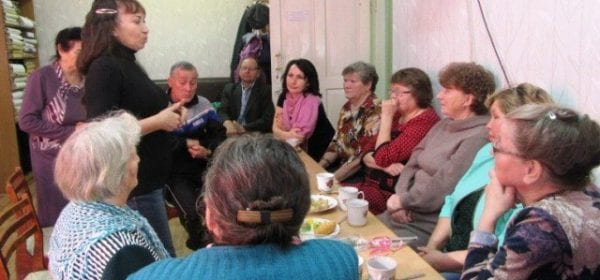 Встреча самодеятельных поэтов Глазовского района