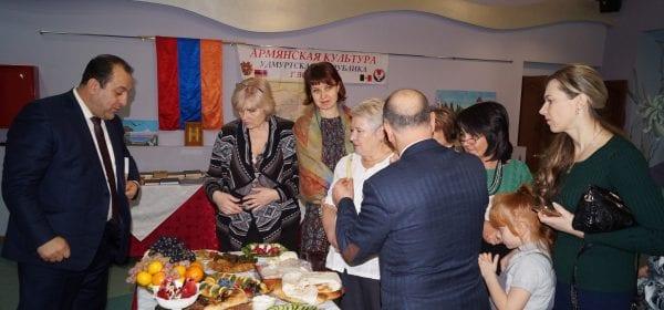День армянской культуры в Воткинске