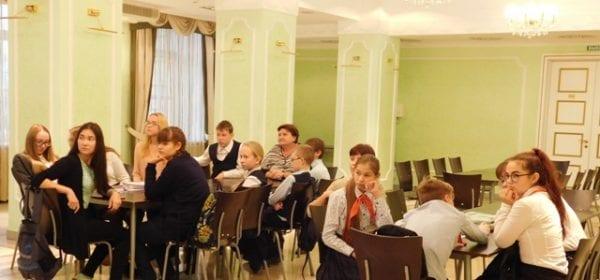 В Доме Дружбы народов подвели итоги конкурса «История моего народа»